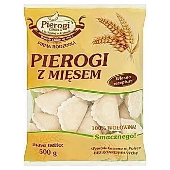 Pierogi Kobiela Pierogi z mięsem