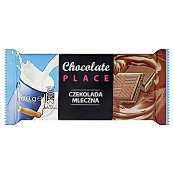 Chocolate Place Czekolada mleczna