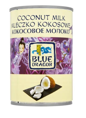 BLUE DRAGON Mleko kokosowe