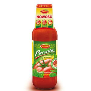 Jamar Passata Przecier Pomidorowy Z Ziołami