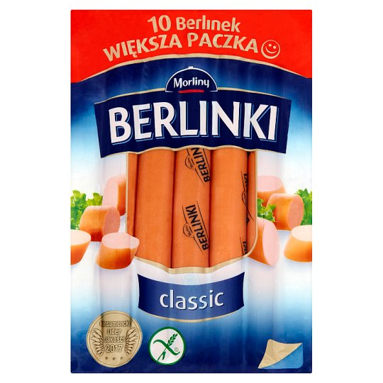 Morliny Berlinki Classic Kiełbasa