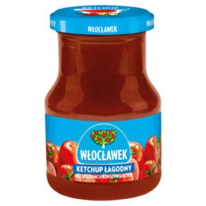 WŁOCŁAWEK Ketchup łagodny