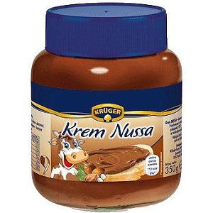 Kruger Krem Nussa Kakaowy Z Orzechami Laskowymi