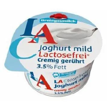 BREISGAUMILCH Jogurt kremowy 3,5% bez laktozy