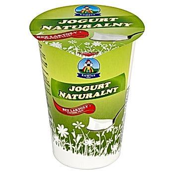 Łowicz Jogurt naturalny
