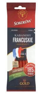 Sokołów Gold Kabanosy francuskie
