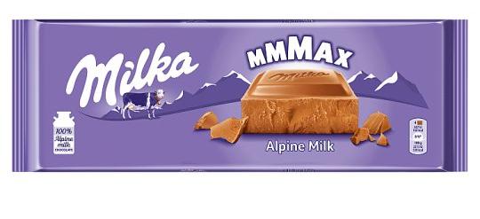 Milka Mmmax Czekolada mleczna