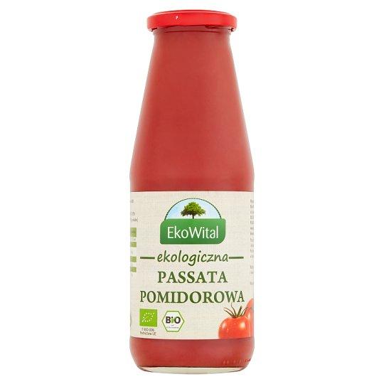 EkoWital Ekologiczna passata pomidorowa