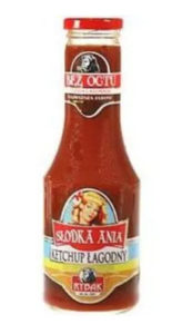 RYBAK Słodka Ania - Ketchup łagody