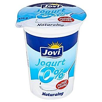 Jovi Jogurt naturalny 0% tłuszczu
