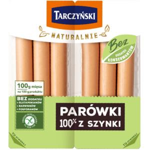 Tarczyński Naturalnie Parówki 100% Z Szynki