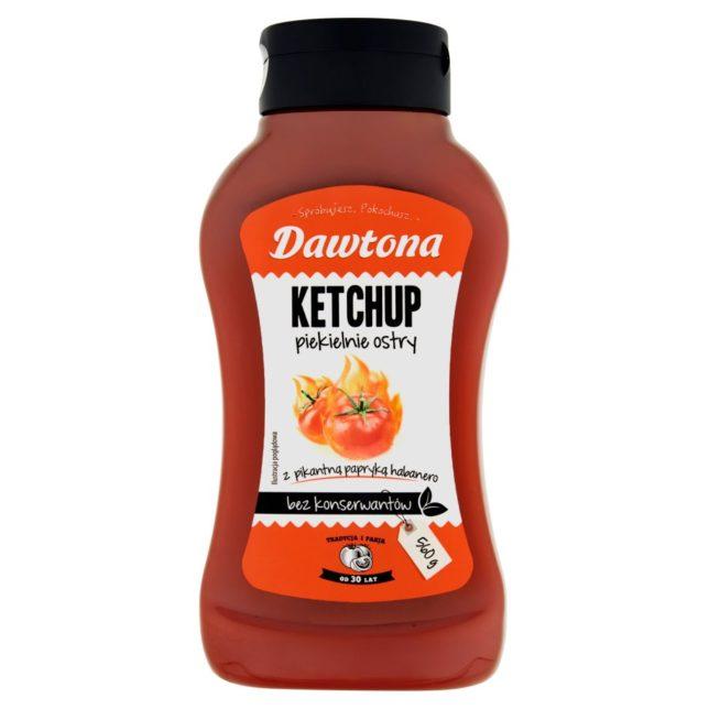 Dawtona - Ketchup piekielnie ostry