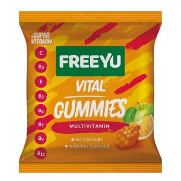 FREEYU Żelki owocki Vital Multiwitamina