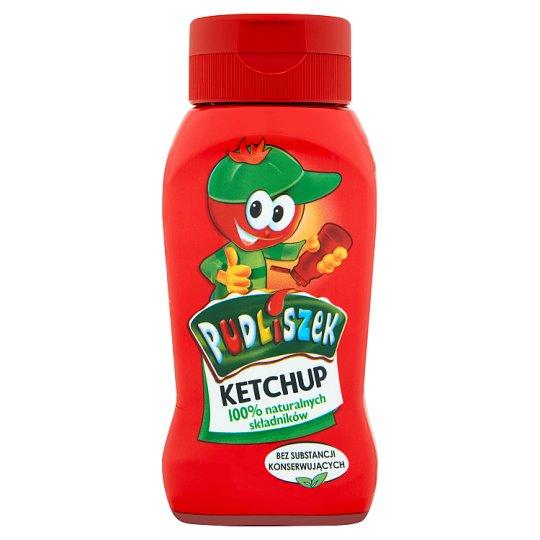 Pudliszki Pudliszek Ketchup dla dzieci