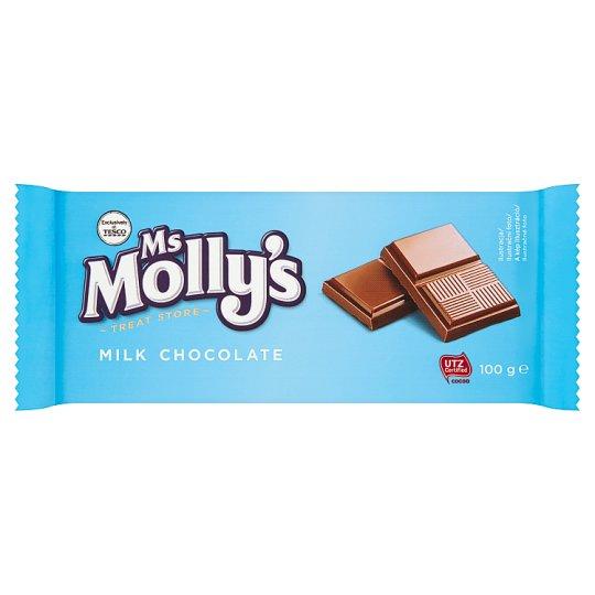 Ms Molly's Czekolada mleczna