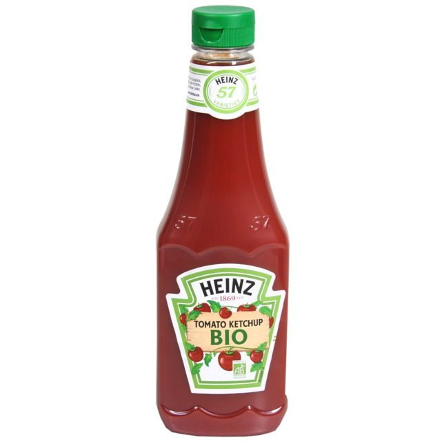 Heinz - Ketchup łagodny bio
