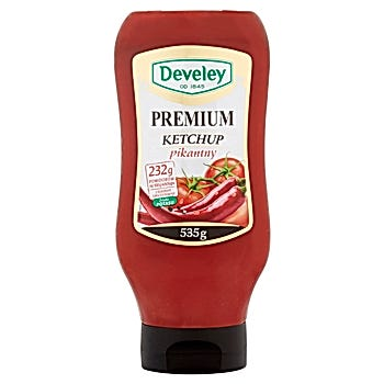 Develey Ketchup Premium pikantny