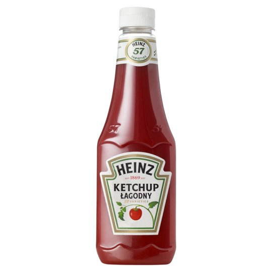 Heinz Ketchup łagodny