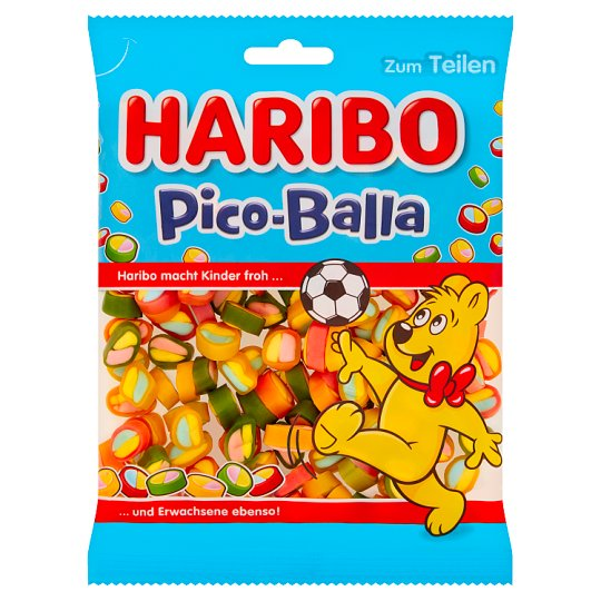 Haribo Pico-Balla Żelki owocowe
