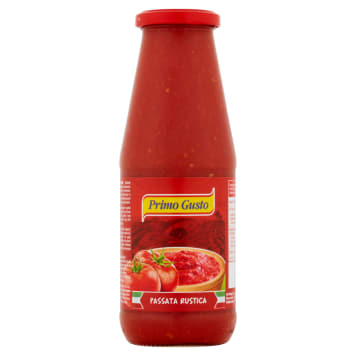 MELISSA Primo Gusto Tomatera Przetarte pomidory Passata Rustica