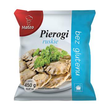 MATEO Pierogi ruskie bez glutenu