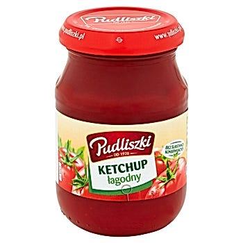 Pudliszki Ketchup łagodny