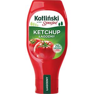 Kotliński Specjał Ketchup Łagodny