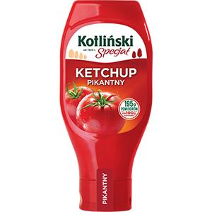 Kotliński Specjał Ketchup Pikantny