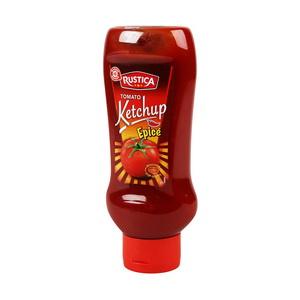 Wiodąca Marka Rustica Ketchup Pikantny