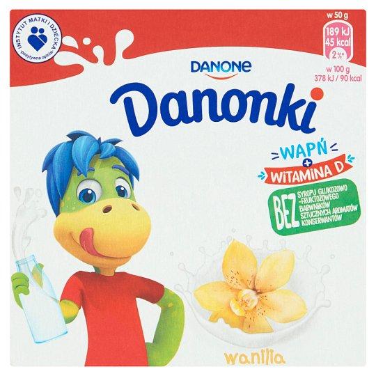 Danone Danonki Serek wanilia