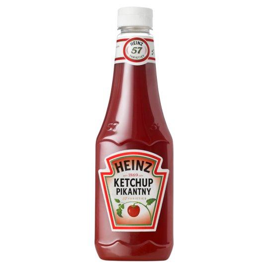 Heinz Ketchup pikantny