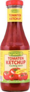 Rapunzel, ketchup