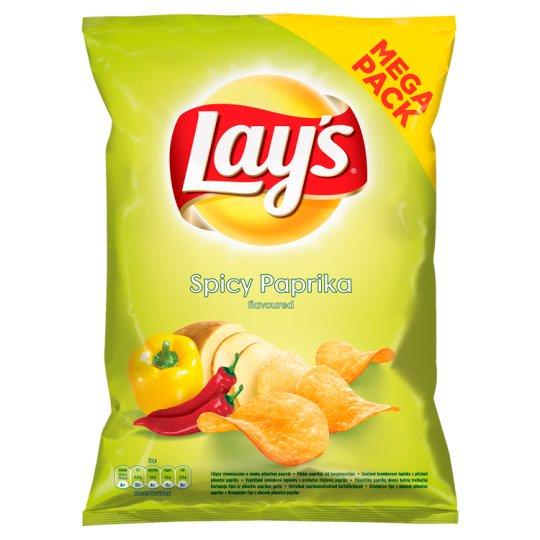 Lay's Chipsy ziemniaczane o smaku pikantnej papryki