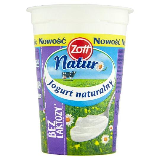 Zott Natur Jogurt naturalny bez laktozy