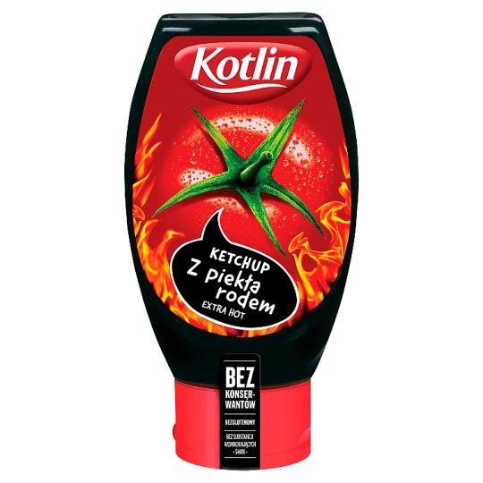 Kotlin Ketchup z piekła rodem