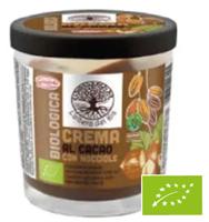 GANDOLA Krem czekoladowy z orzechami laskowymi wegański BIO