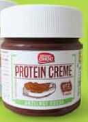 Mister Choc, Protein Creme