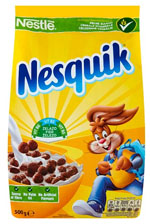 Nestlé Nesquik Płatki śniadaniowe