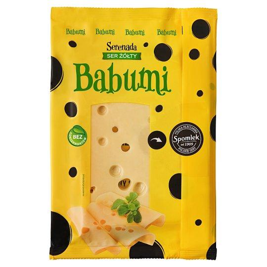 Serenada Ser żółty Babumi