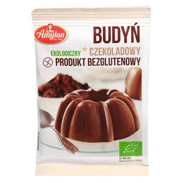 Amylon - Budyń czekoladowy bezglutenowy