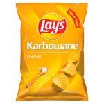 Lay's - Chipsy ziemniaczane karbowane solone