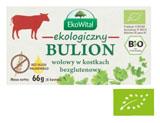 EKO WITAL Bulion wołowy w kostkach bez oleju palmowego bezglutenowy BIO