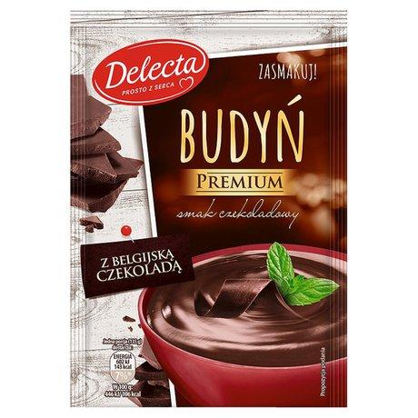 Delecta - Budyń czekoladowy z kawałkami czekolady