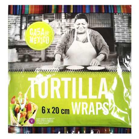 Casa de Mexico - Placek pszenny tortilla wrap