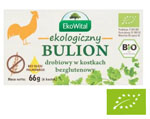 EKO WITAL Bulion drobiowy w kostkach bez oleju palmowego bezglutenowy BIO