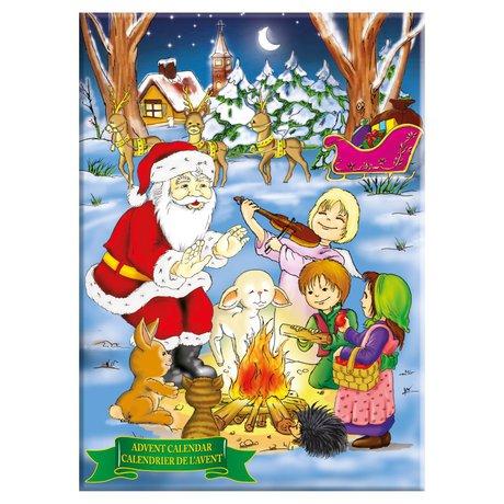 Rakpol - Kalendarz adwentowy świąteczny