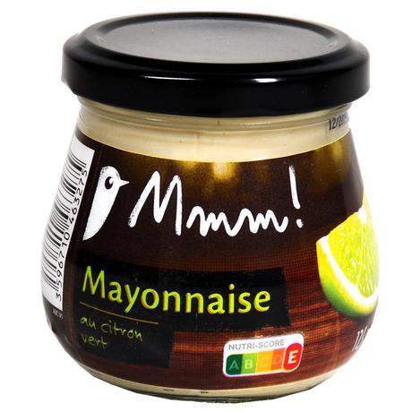 Auchan - Mmm! Majonez limonkowy