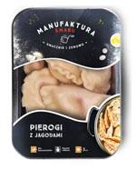 MANUFAKTURA SMAKU Pierogi z jagodami