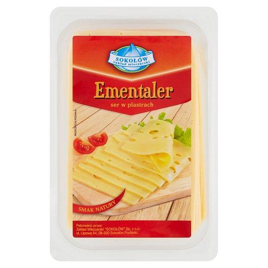 Sokołów Ementaler ser w plastrach