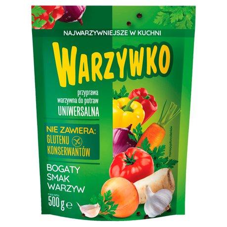 Warzywko - Przyprawa warzywko do potraw